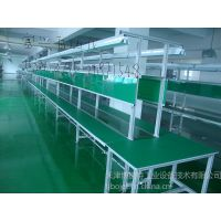 博捷特工业皮带廊坊木工机械输送带 耐磨pvc传送带 文安流水线板材输送带厂家定做