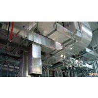 广州哪里有专业做厨房抽排系统工程白铁通风排烟管道改造工程的
