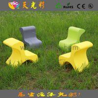 大量现货批发 户外休闲彩色儿童家具塑料椅子厂家直销