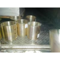 南阳市锡青铜套订做加工 铜套厂家 黄铜套价格 铜石墨轴承铜管材