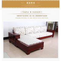 红木家具中式沙发图片