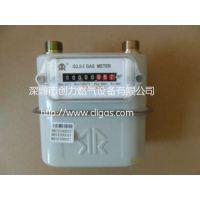 家用G1.6膜式表 户用G2.5燃气表 民用G4煤气表