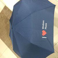 西安宣传礼品伞、广告伞供应可定制logo