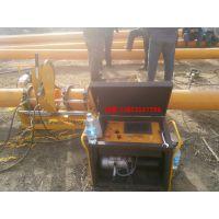 PE100热熔机 管道焊接设备 pe管焊接机 电熔焊机 全自动热熔机 山东创铭