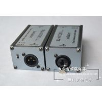 JQ AUDIO LA-1音频隔离器 音频信号隔离器 音频滤波器 音响系统噪声隔离器