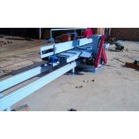 圆木推台锯可以加工直径多大的木头?