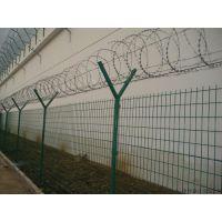 武汉监狱/机场围栏网监狱刀片护栏机场刀片护栏 厂家直销是国内外之一