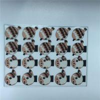 深圳大量承接高清发泡板uv打印 亚克力板价格表