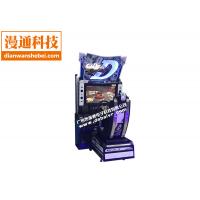 款原装头文字D8赛车游戏机头文字系列大型模拟赛车电玩游乐设备