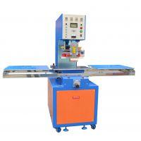 8KW高周波同步熔断机高频热合机无纺布压花机