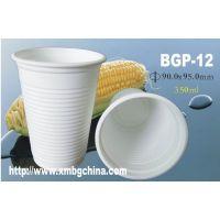 玉米淀粉一次性咖啡杯(BGP-12)