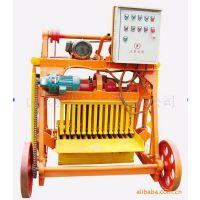 山东宏发直销移动砌块成型机 各种水泥制砖机 全自动免烧空心砖机