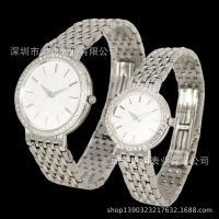钟表厂家供应高档手表 情侣手表 不锈钢防水手表 手表批发