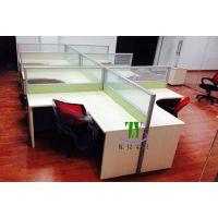 上海厂家直销办公家具屏风隔断办公桌 多人组合职员办公桌 A047