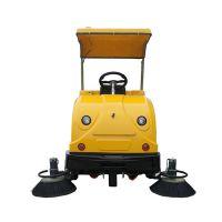 供应路美仕FM-XS-1750电动驾驶式扫地机扫路车