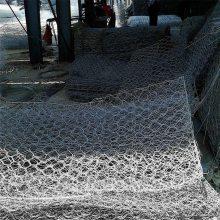 水渠石笼网 格宾石笼施工工艺 格宾施工方法