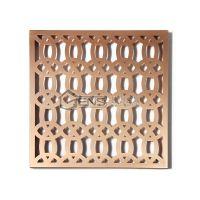 捷思金属切割 铜板镂空激光切割