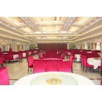 厂家定制高靠背不锈钢软包椅子,酒店椅餐椅,餐厅布艺椅子价格/图片