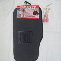 汽车地垫,汽车脚垫,通用脚垫,绒布复合PVC地垫1214