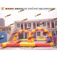 夏季水上项目游乐支架水池 动漫水世界充气滑梯 充气水池儿童亲子乐园