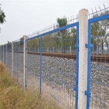 旺来双圈护栏网 临时隔离栅 风景区护栏网