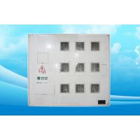电表箱厂家内嵌9户电子式电表箱