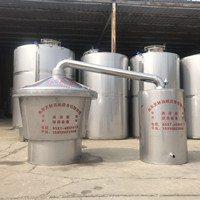 文轩不锈钢高粱粮食烧酒设备 四川酿酒设备厂家