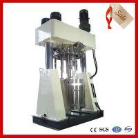广东佛山厂家直销600L不锈钢胶粘剂高速搅拌分散机 玻璃胶成套生产设备