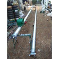 供应铝合金人字抱杆 扒杆 配有两根铝管 带手摇稳机 操作简单 保一年