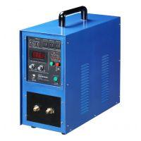 广州德力KIH-60高频感应加热器 铁棒和铜管加热设备 淬火设备
