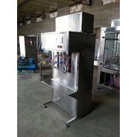 小型玻璃水加工设备_玻璃水灌装机_半自动玻璃水自动计量分装设备