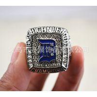 2006底特律老虎美国联赛戒指 球队纪念品 男式冠戒