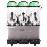 东贝雪融机XC336雪泥机雪粒机三缸刨冰机沙冰机全自动 品牌直销
