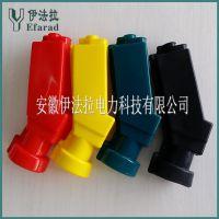 户外变压器接线端硅橡胶绝缘护罩 线夹设备护罩 专供河南省