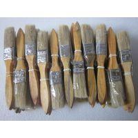 大量批发各种油漆刷、船用刷、猪毛刷、扫灰刷、刷子1-5寸