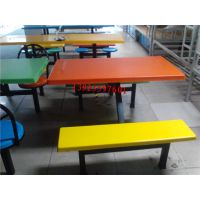 湖南湘西地区四人位餐桌 钢制餐桌 玻璃钢桌面餐桌 湘西土家族餐桌厂家