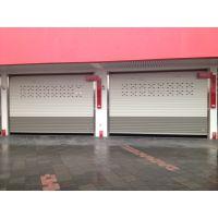 上海高藤门业供应工业卷帘门 可定制 采用快速门专用电机,经过试验安全耐用
