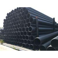 新晃HDPE中空壁缠绕管公司易达塑业产品广泛适用于市政建设