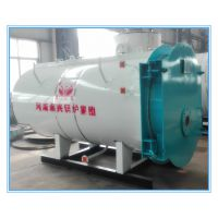 1吨环保燃油常压热水锅炉洗浴供热采暖专用系列