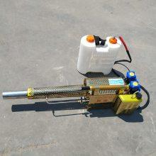 宏兴牌大棚喷雾机 轻便手提弥雾机 农用汽油水雾烟雾机图片