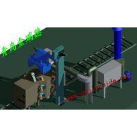 抛丸机除尘器,江苏工业除尘器厂家,环保旋风除尘器