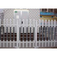 电力插条PVC护栏、锌钢PVC栏杆、电力围栏的安装说明