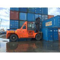 厂家直销码头30吨叉车港区大型叉车装卸国内30吨重型叉车供应商集装箱搬运设备