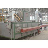 山东广济厂家直销高效节能热回收铝棒燃气加热热剪炉铝材机械设备