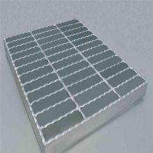 定制优盾牌Q235防滑钢格板用途安装生产厂家@麻花钢镀锌盖板