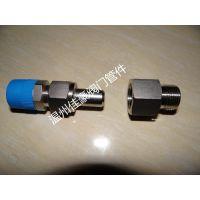 用于电力机电工程中的1/2NPT-M20*1.5/14仪表活接头,变送器接头
