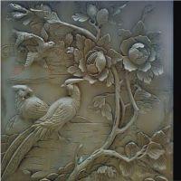 河南专业供应古建砖雕、建筑墙面纯手工制造