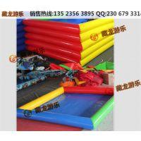 郑州厂家直销充气沙池_充气水池游泳池儿童设备_PVC材料环保无毒无味