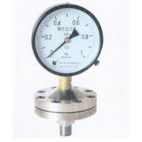 商华生产供应不锈钢压力表