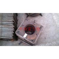 方桩端板厂家直销、中科富兰特(图)、方桩端板生产加工厂家